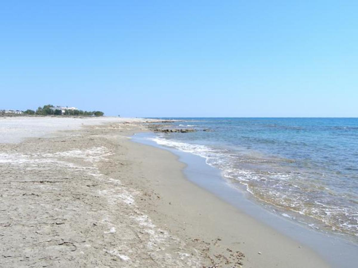 Frangokastello Beach
