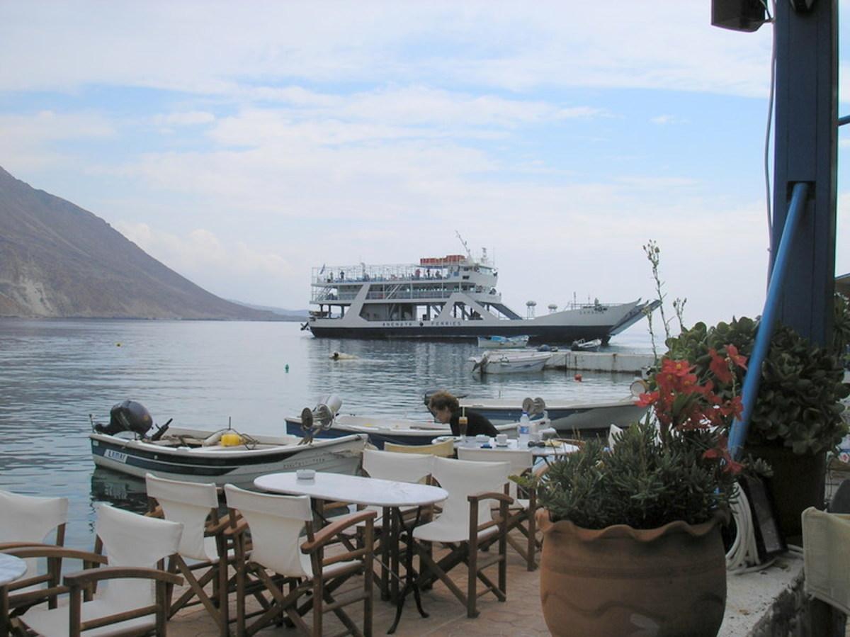Loutro , Crete