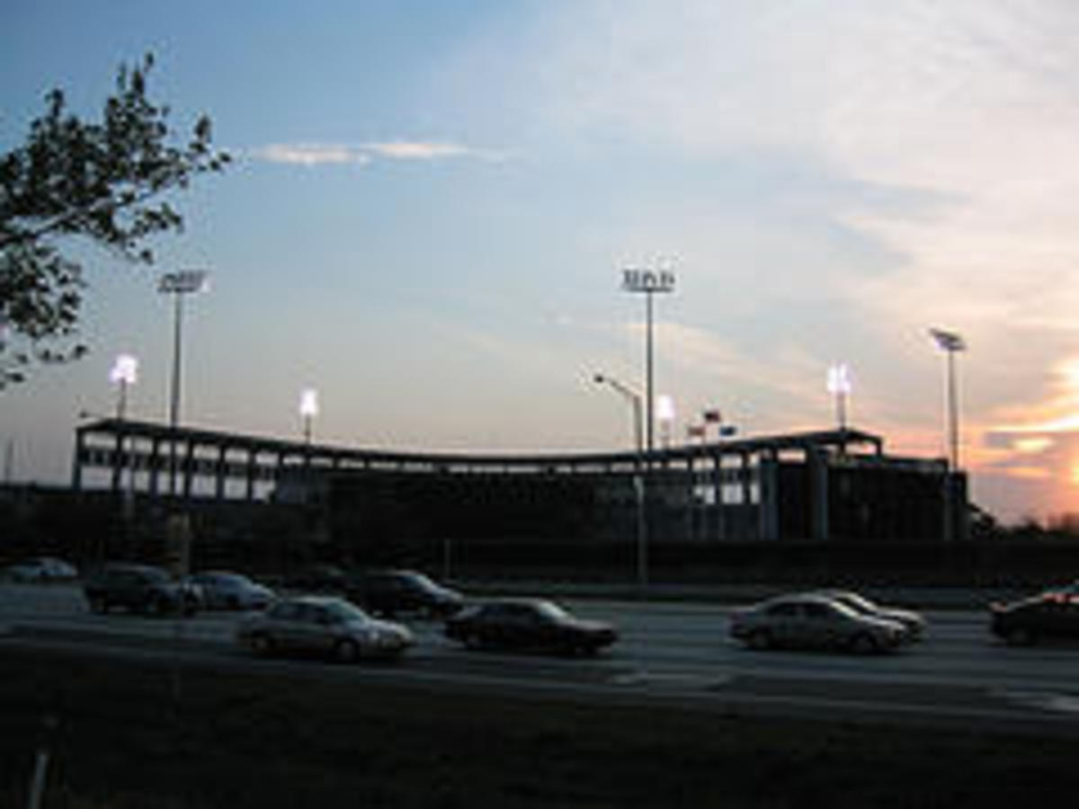 Steinbrenner Field www.flickr.com