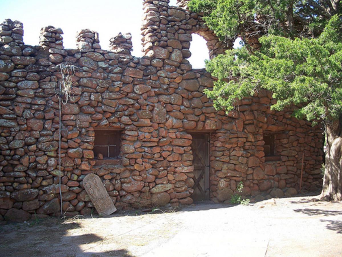 Oklahoma's Jerusalem: The Holy City of the Wichitas: Inside the Holy City of the Wichitas.