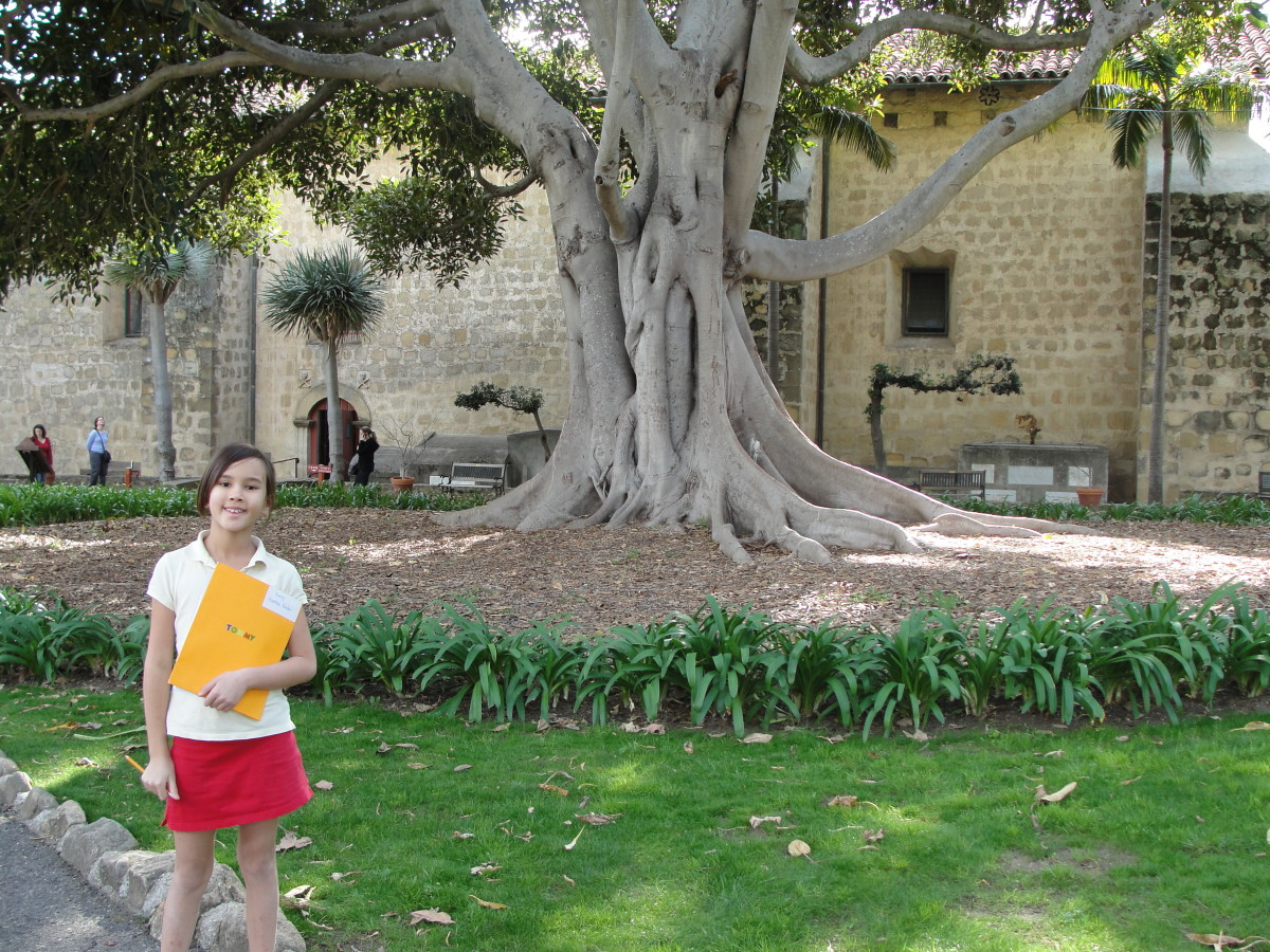 Missions Of California Santa Barbara Mission Hubpages