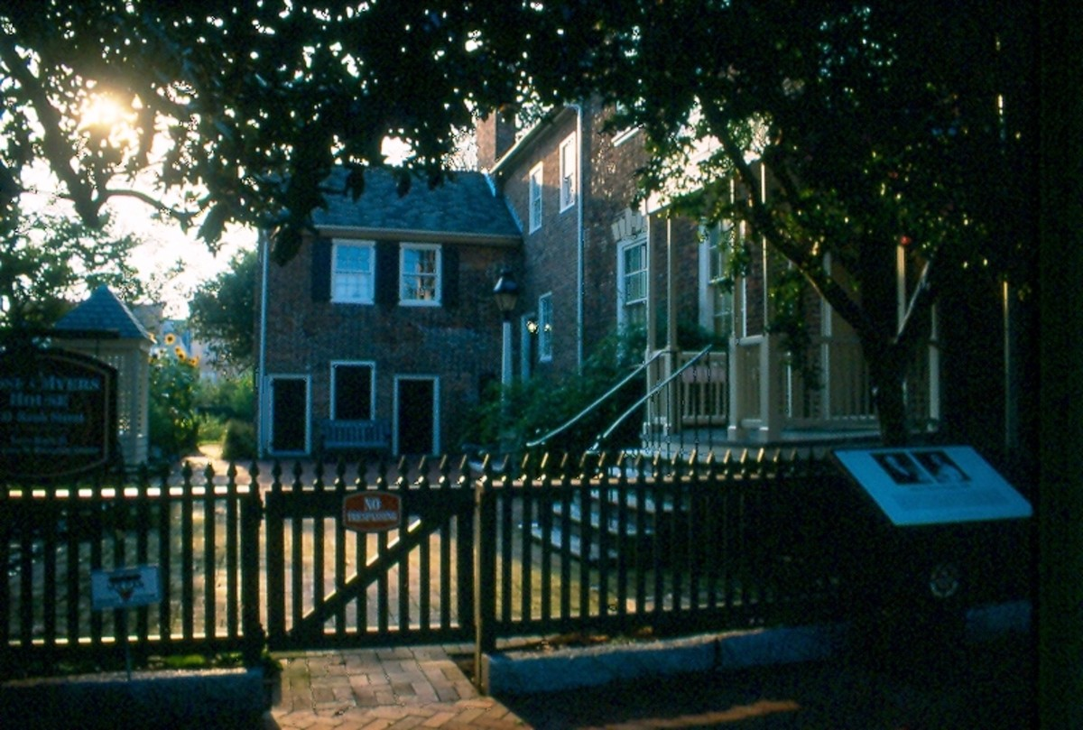 Moses Myer House, Norfolk.
