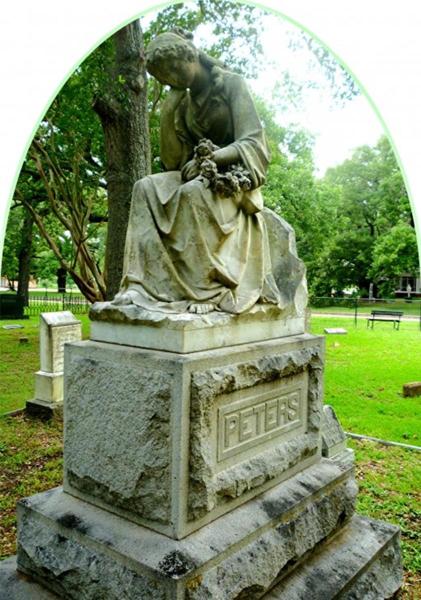Beautiful Peters monument