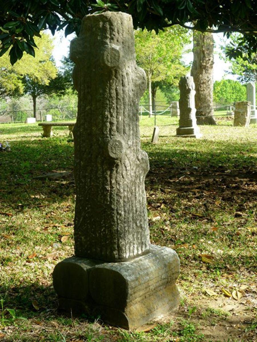 Woodmen monuments @ Masonic Cemetery / Chappell Hill, TX