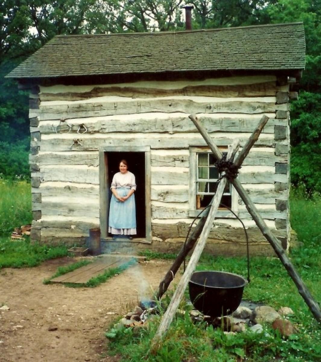 Fossebrekke House at Old World Wisconsin