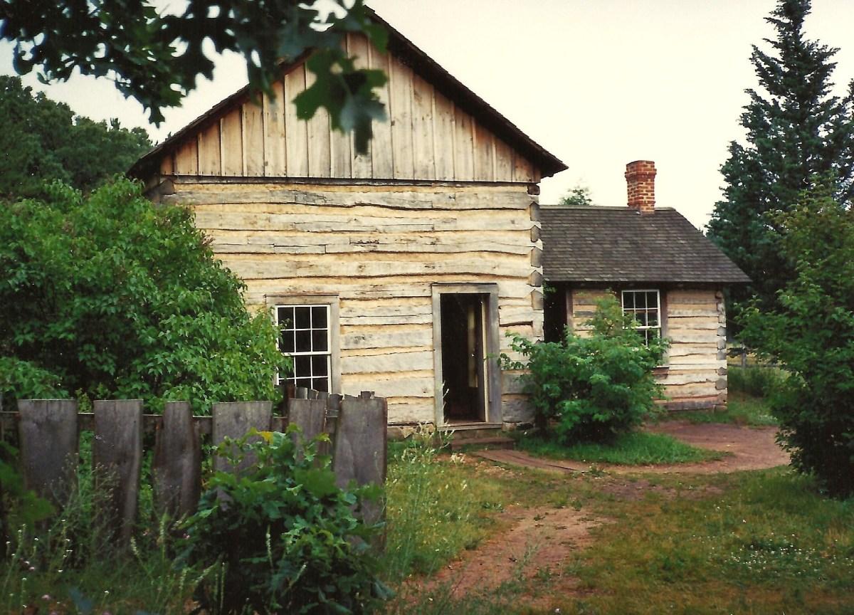 Pedersen House / Old World Wisconsin