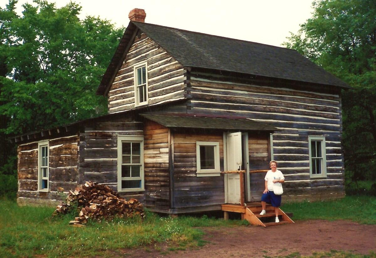 Rankinen Homestead at Old World Wisconsin