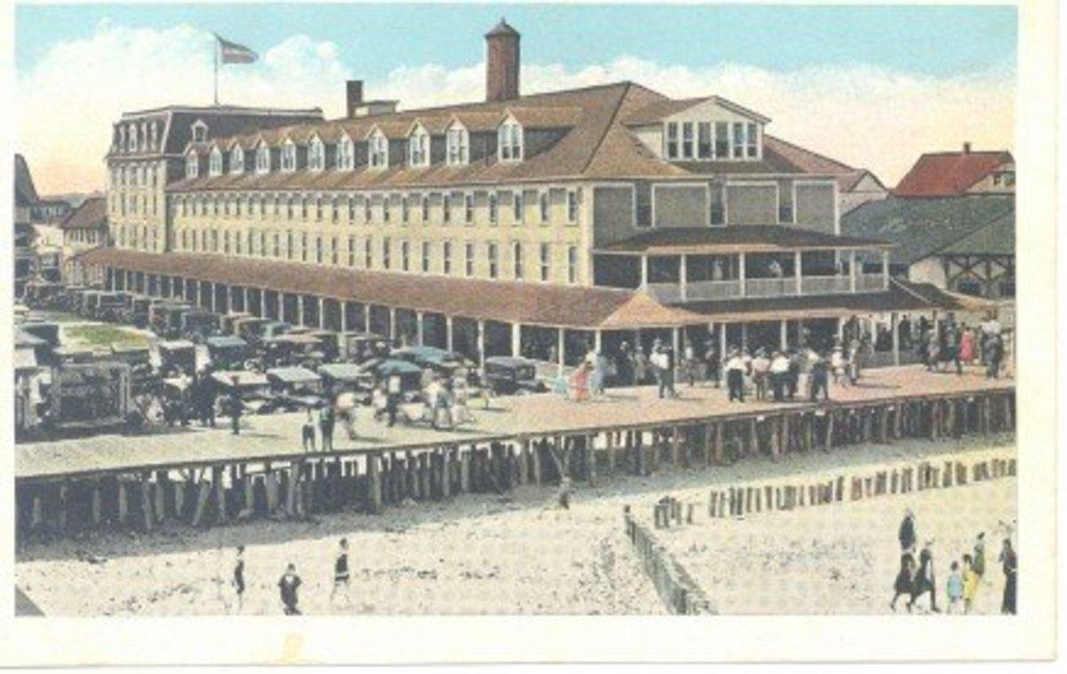 Atlantic Hotel circa 1910