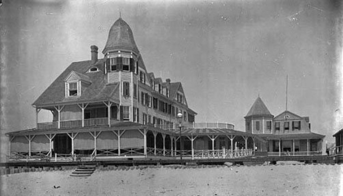 Old Plimhimmon Hotel