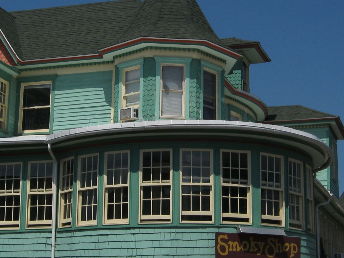 Beautiful Old Ocean City Style