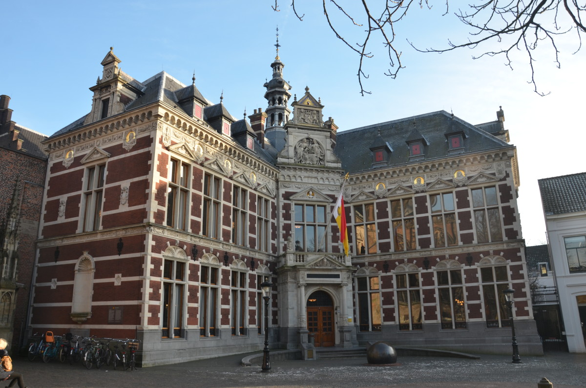 Utrecht University is one of the best universities in Europe.