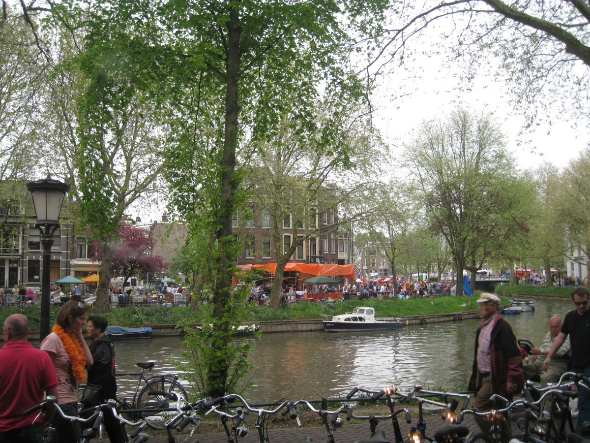 Living in the Netherlands as an American Expat
