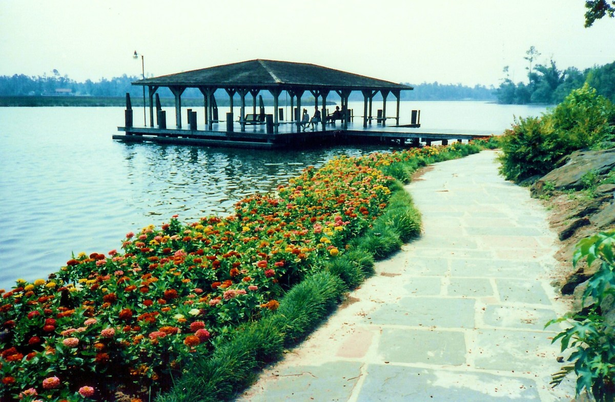 Bellingrath waterfront