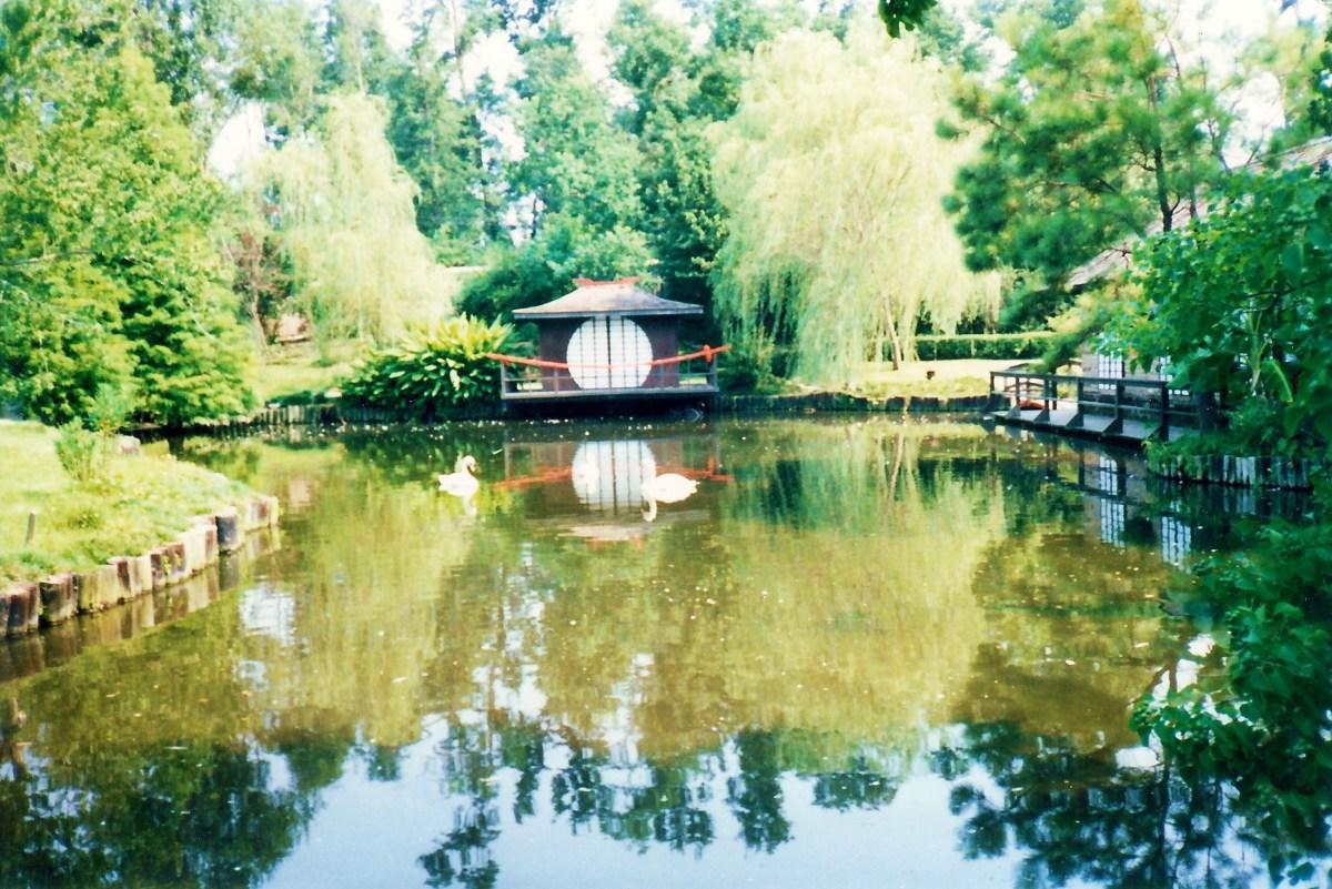 Oriental - American Gardens at Bellingrath