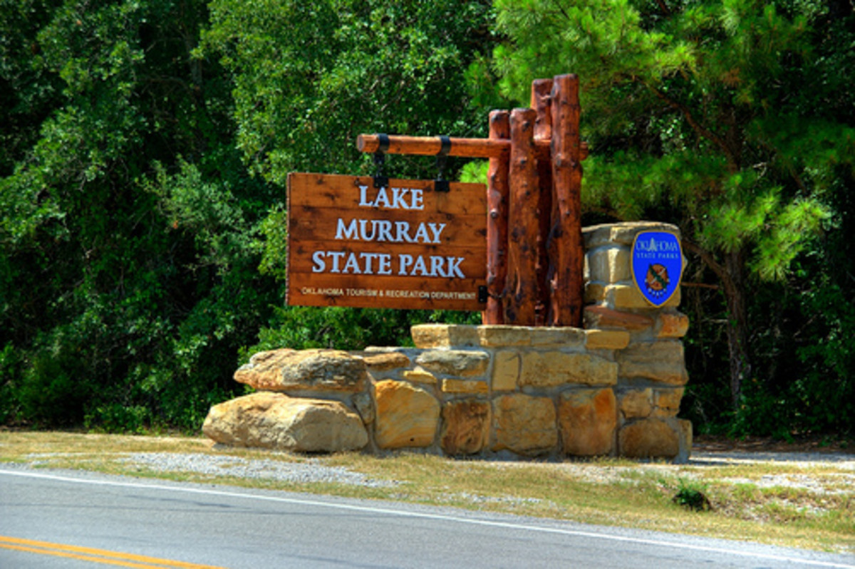 Oklahoma Tourism: Lake Murray State Park
