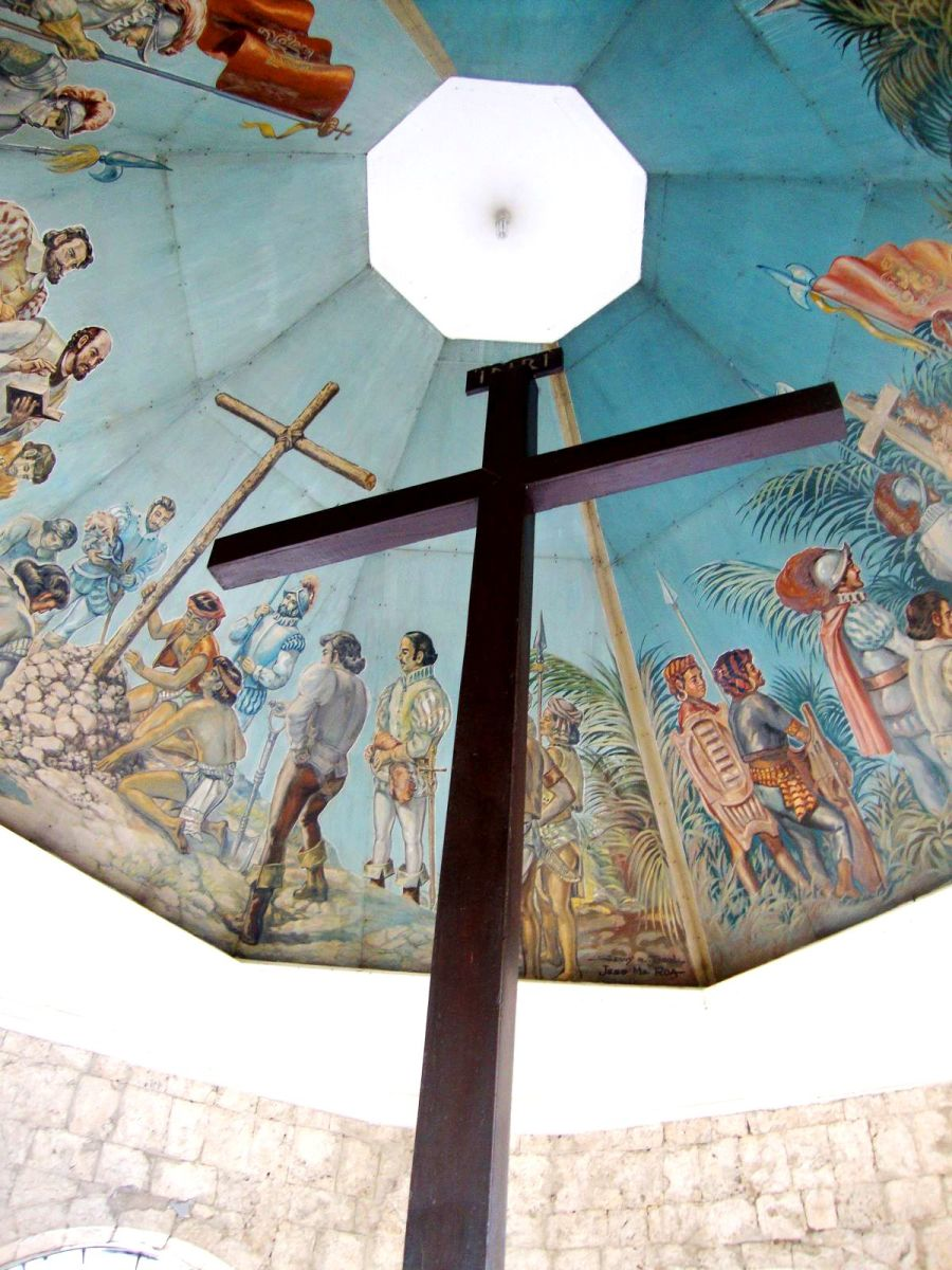 Magellan's Cross in Cebu City.