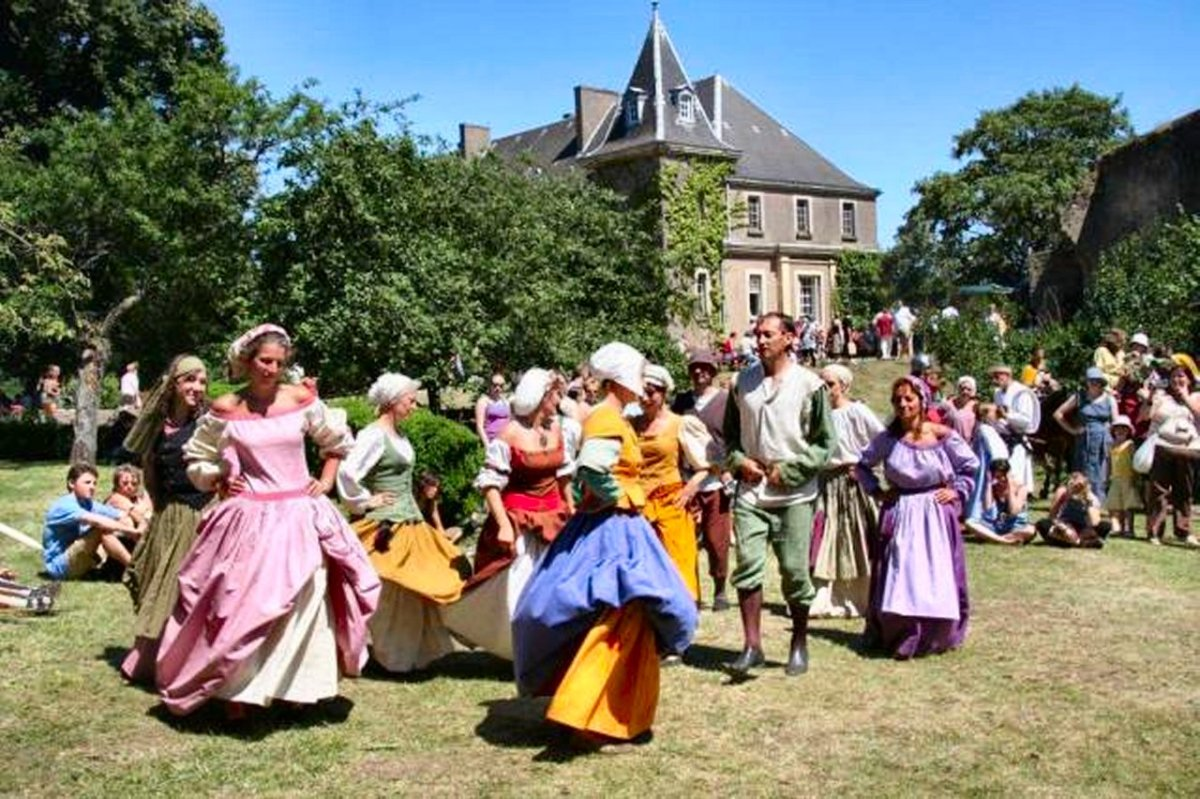 Medieval Fair, Rodemack