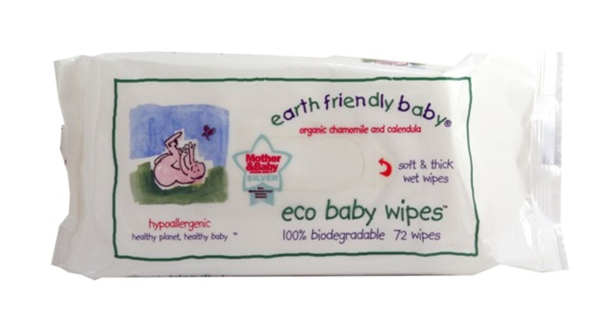Baby wipes aren't just for babies