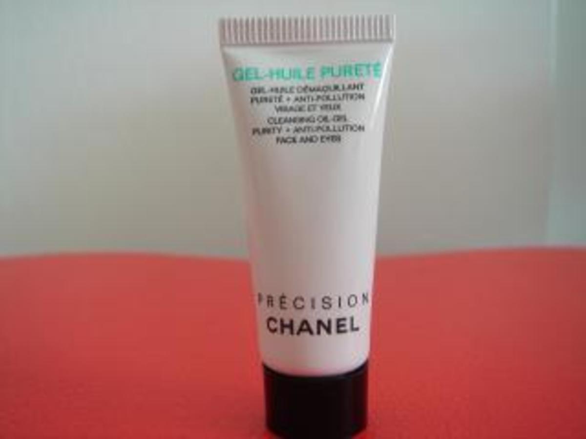 Sample moisturizer to save your skin.