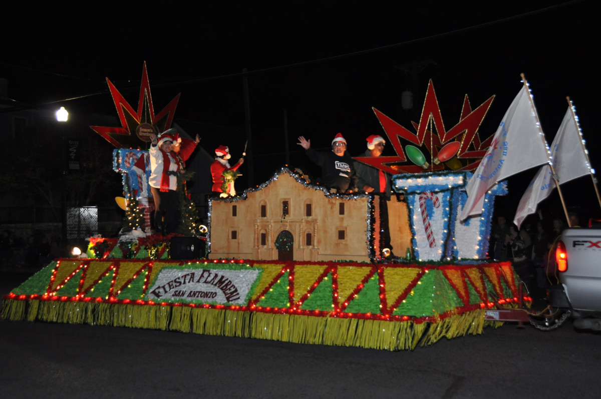 Boerne Christmas Parade