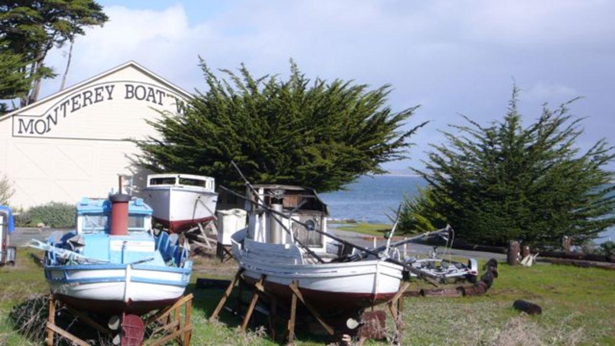 Monterey Boat Works