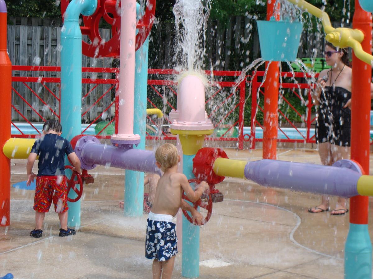 Ernie's Waterworks
