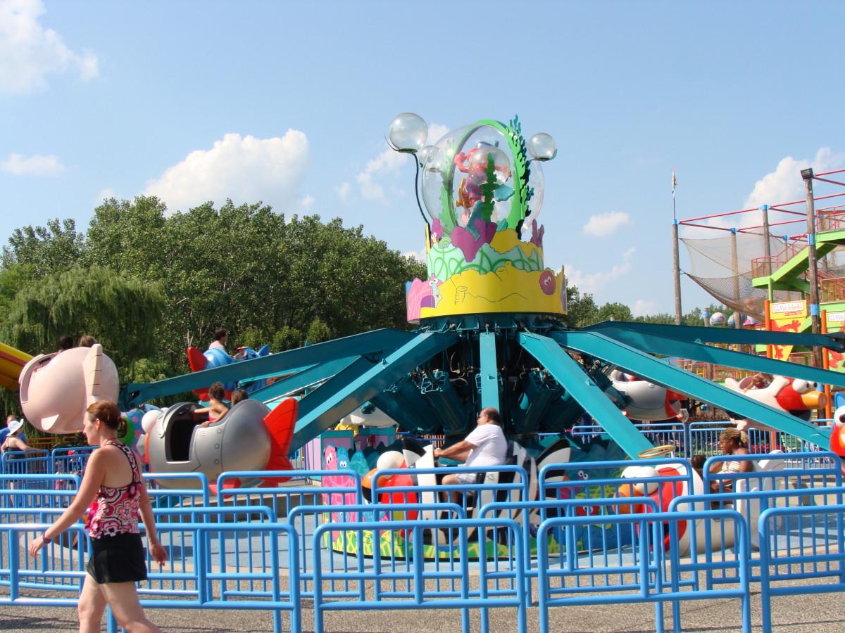 Elmo's Cloud Ride