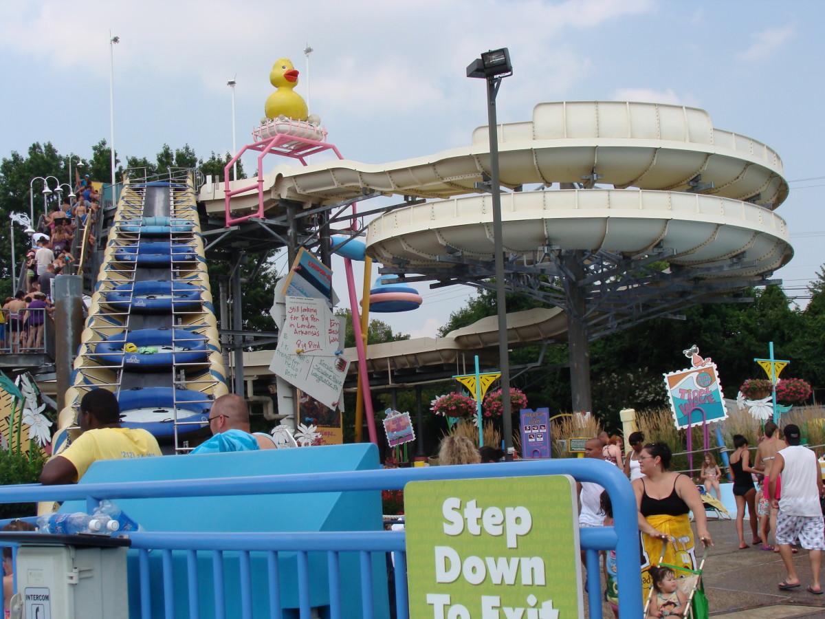 Rubber Ducky Ride