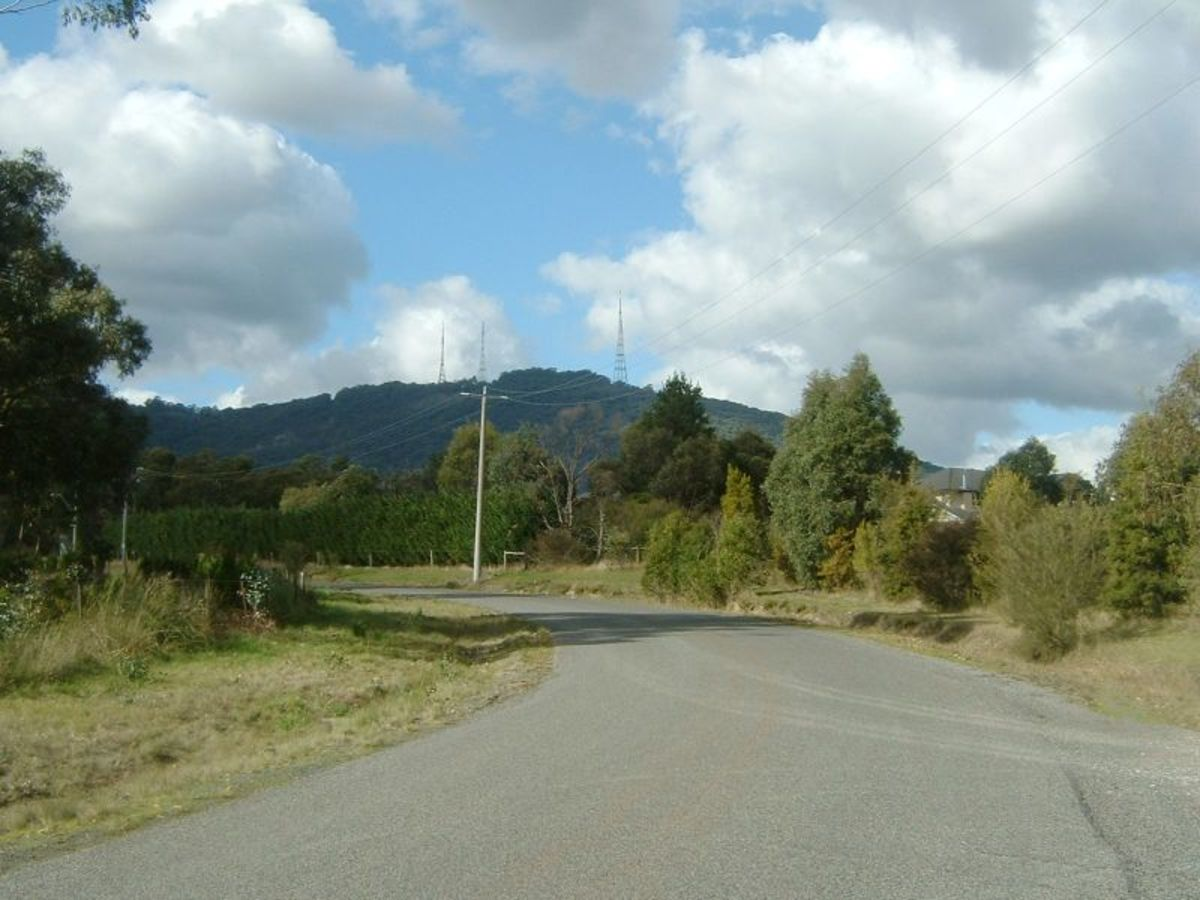 Mount Dandenong.