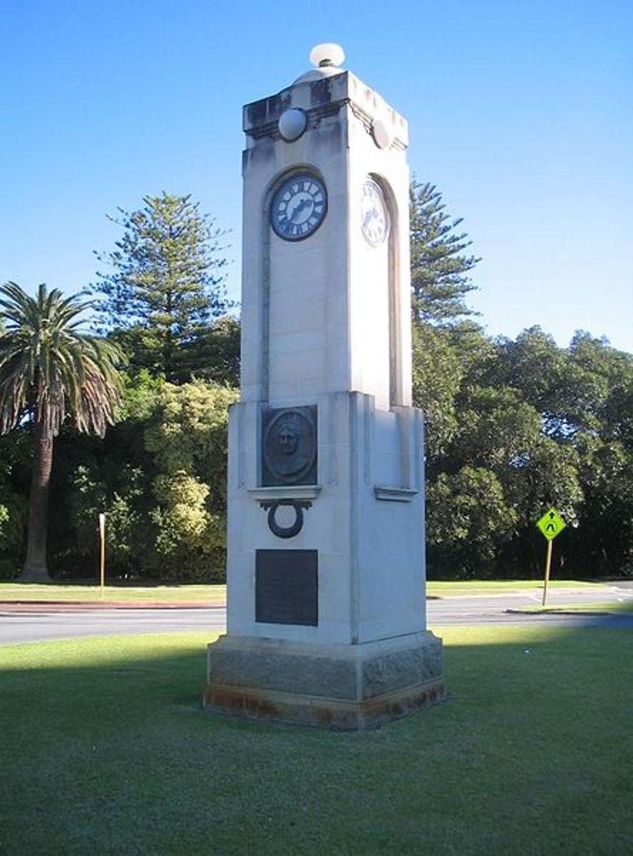 Edith Dircksey Cowan Memorial