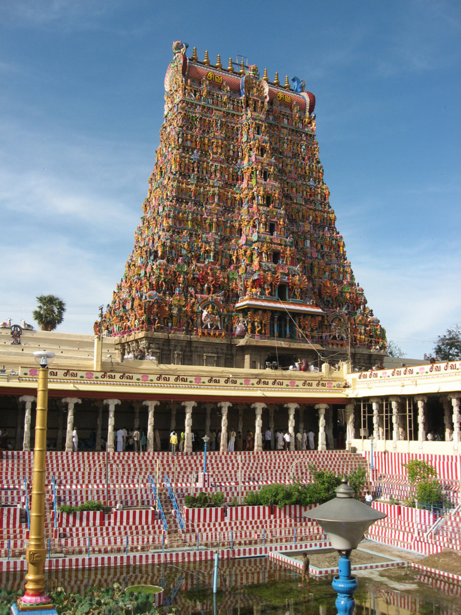 20 Most Famous and Amazing Temples of India
