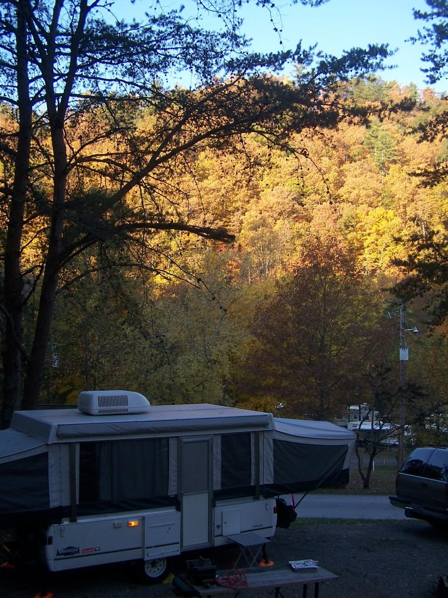 Our Pop-Up Camper