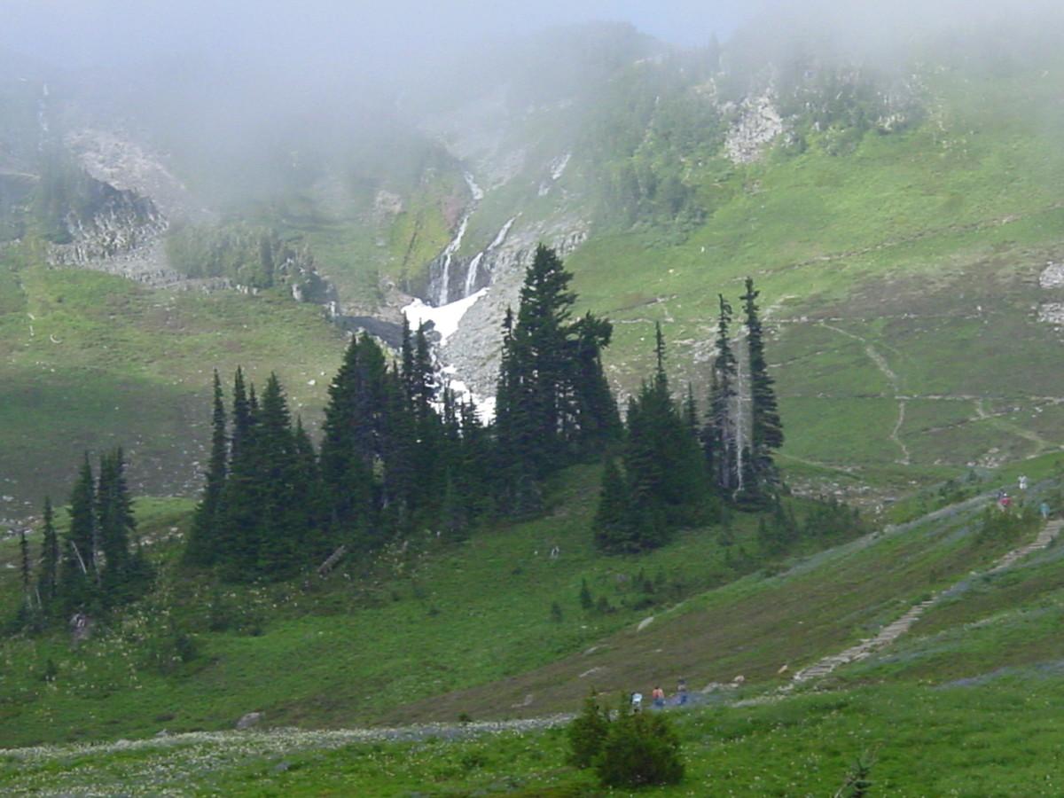 Plenty of hiking trails