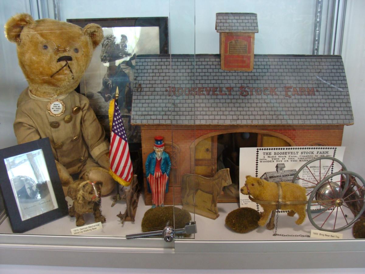 Presidential bears.