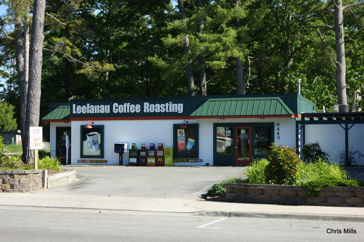 Leelanau Coffee Roasting Co. http://www.leelanaucoffee.com/