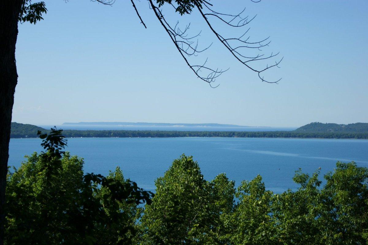 Glen Lake, and North Manitou Island