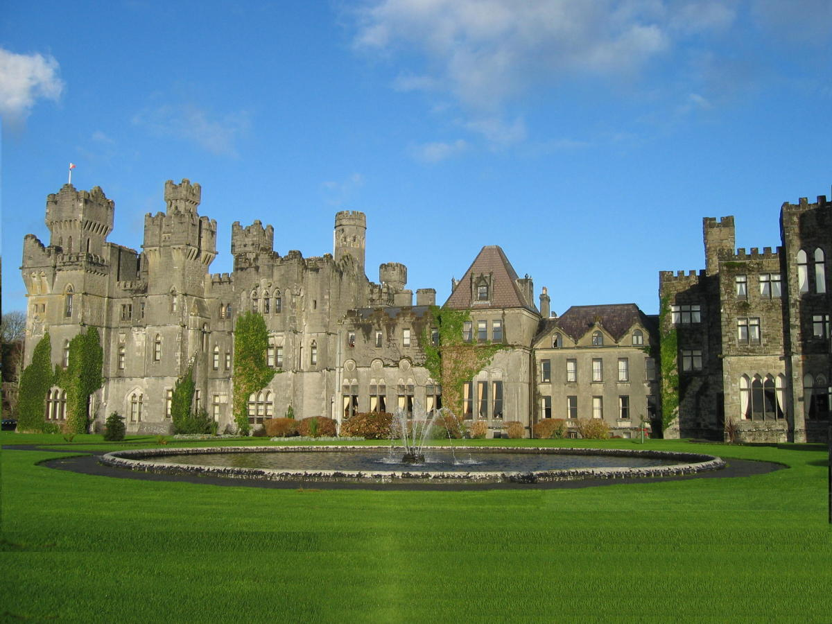 Ashford Castle, Cong, Co.Mayo