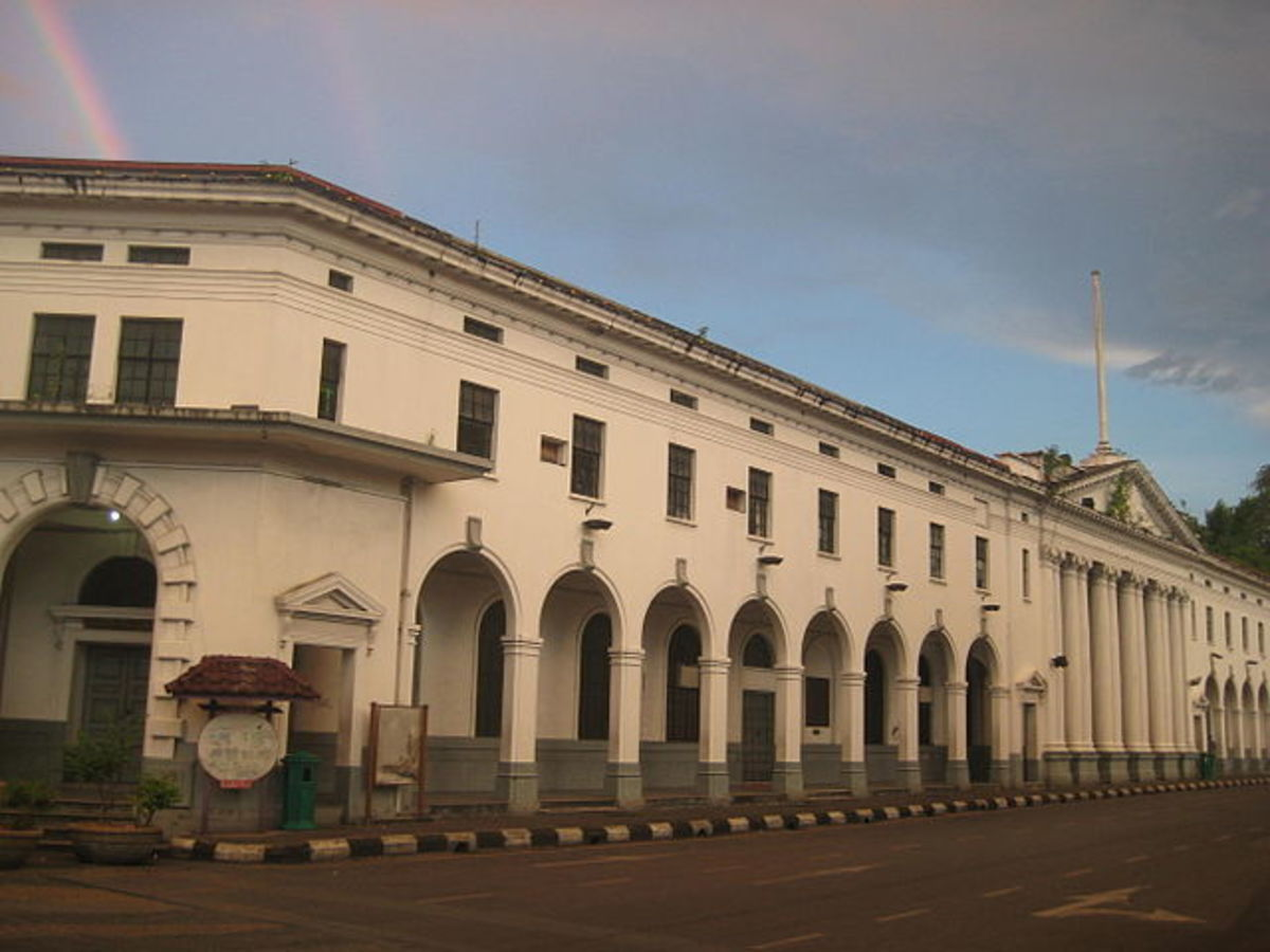Kuching General Post Office Building