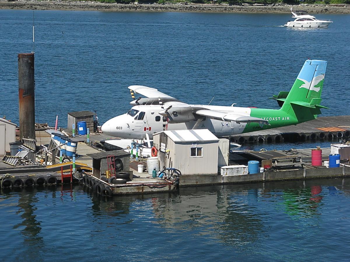 A float plane