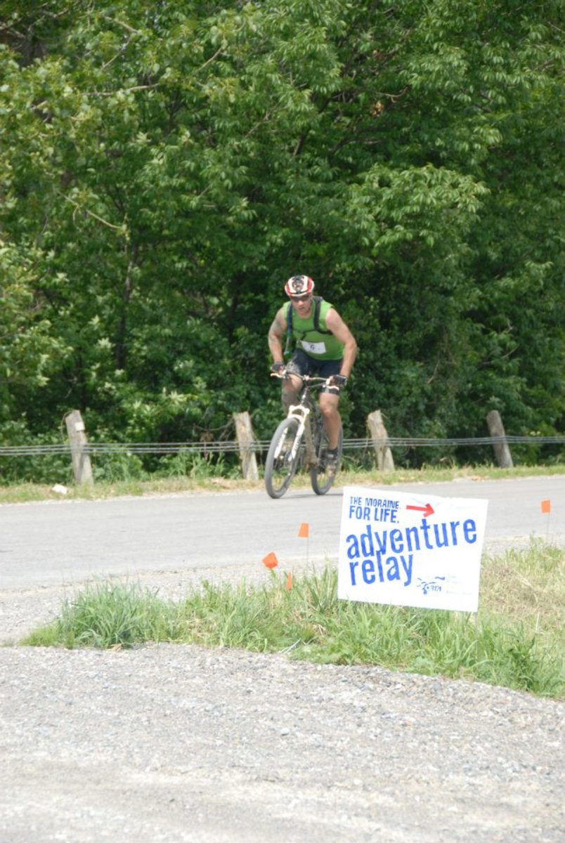There are hundreds of different adventure races to choose from.