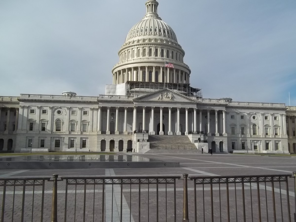 The United State Capitol Building