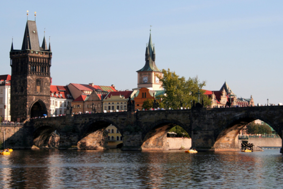 prague-the-medival-city