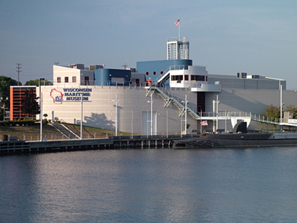 Wisconsin Maritime Museum in Manitowoc