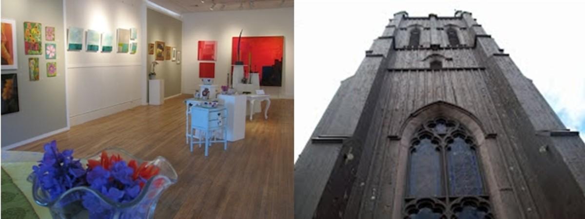 The Chocolate Church Arts Center