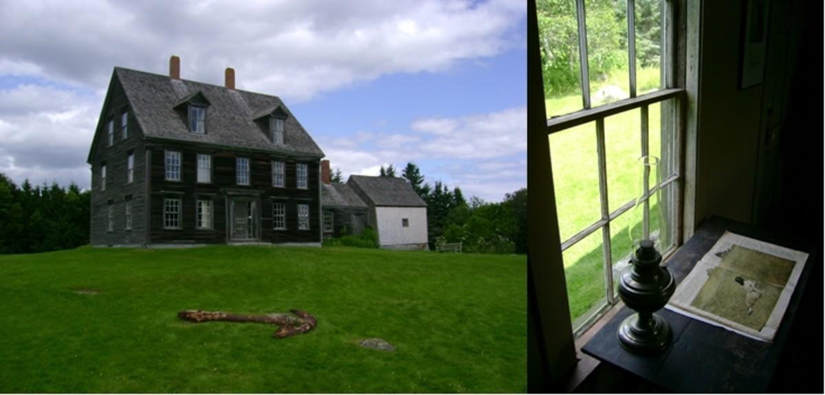 The Olsen House
