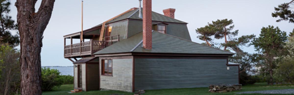Winslow Homer's Artist Studio