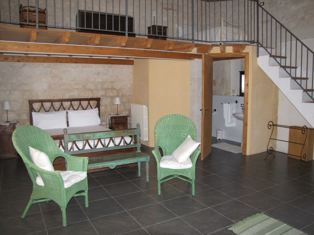 Quartarella - 75 euro per night including breakfast
