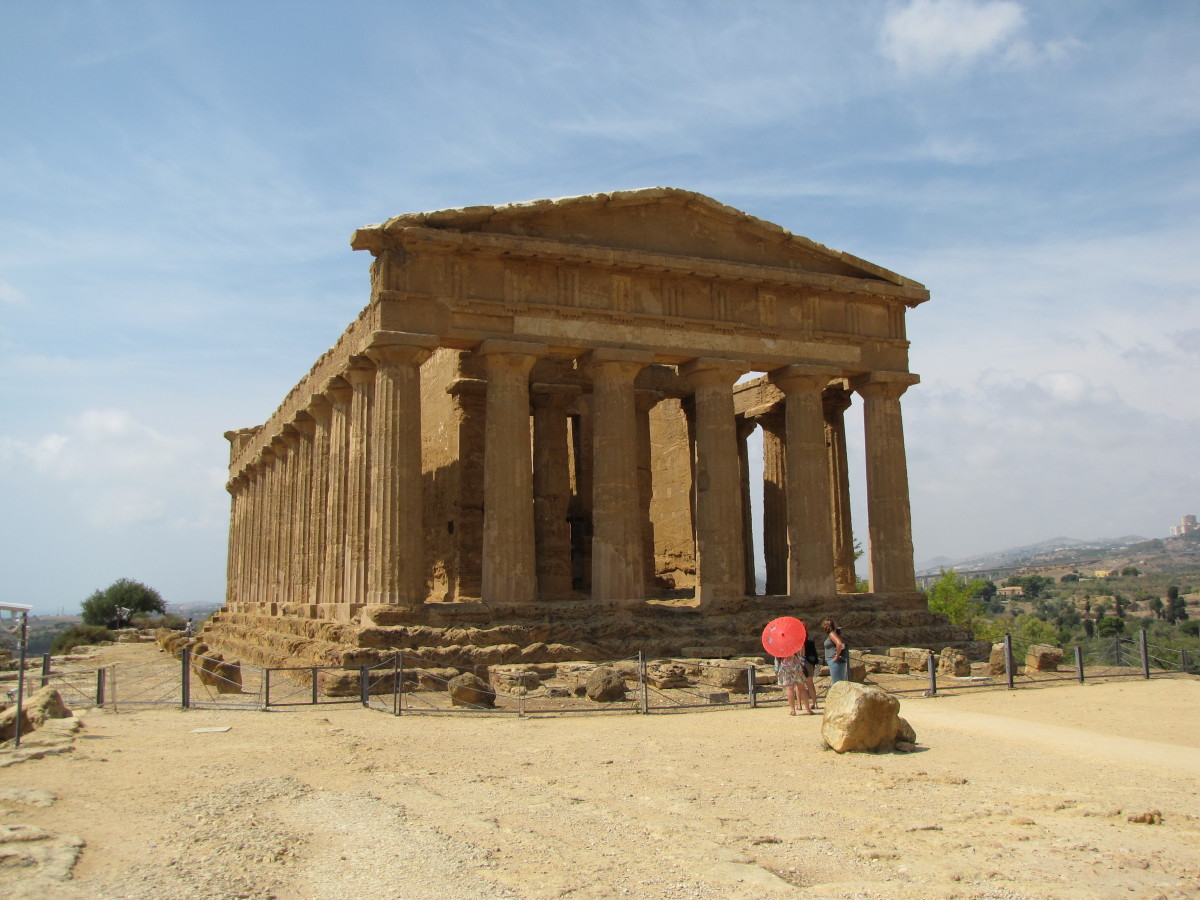 Valley of the Temples, Sicily