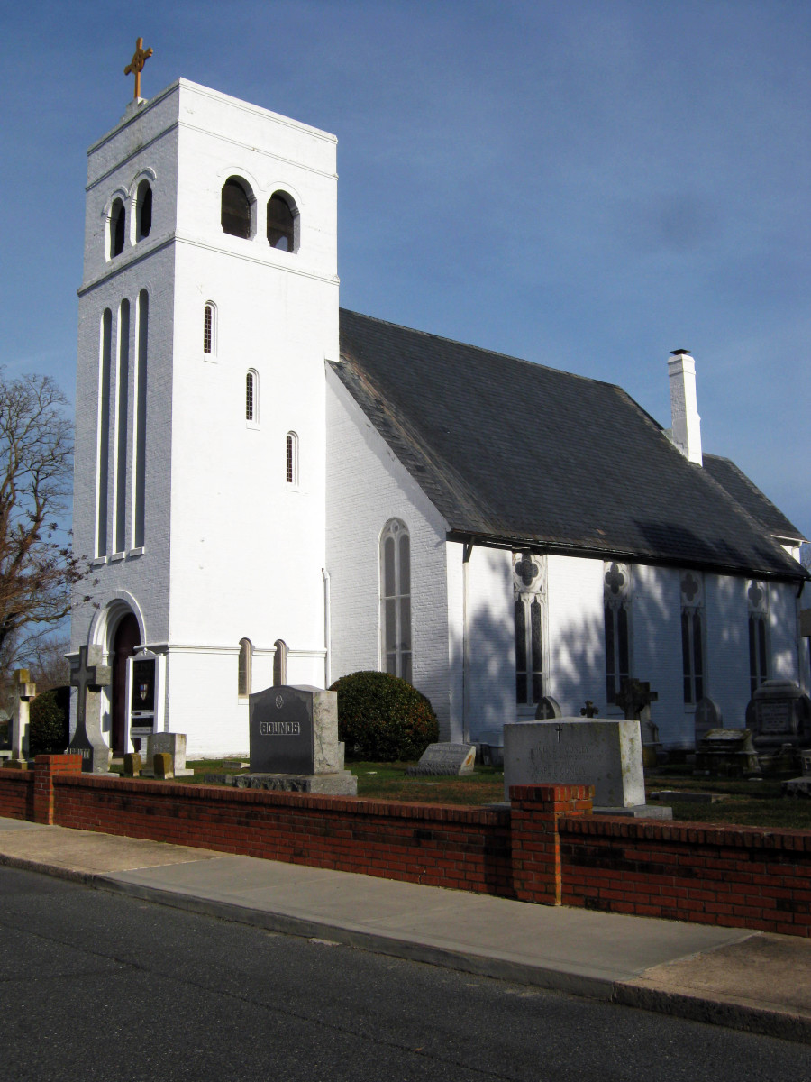 St. Paul's Episcopal Church - Berlin Maryland