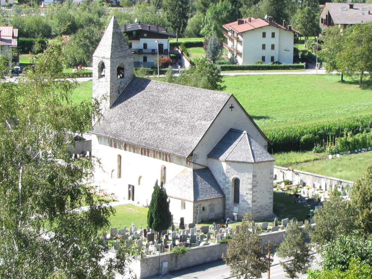 Church of San Vigilio